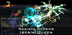 Radiata Stories - Iseria Queen Boss Battle