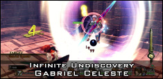 Infinite Undiscovery - Gabriel Celeste Boss Battle