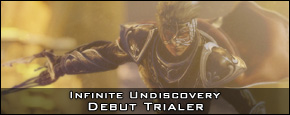 Infinite Undiscovery - Debut Trialer
