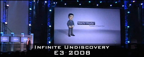 Infinite Undiscovery and Star Ocean 4: The Last Hope - E3 2008