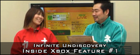 Infinite Undiscovery - Inside Xbox Feature #1