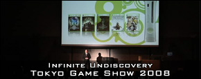 Infinite Undiscovery and Star Ocean 4: The Last Hope - Tokyo Game Show 2008