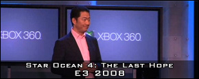 Star Ocean 4: The Last Hope and Infinite Undiscovery - E3 2008