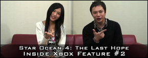 Star Ocean 4: The Last Hope - Inside Xbox Feature #2