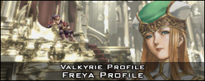 Valkyrie Profile - Freya Character Profile