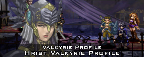 Valkyrie Profile - Hrist Valkyrie Character Profile