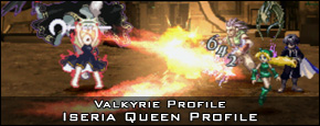Valkyrie Profile - Iseria Queen Character Profile