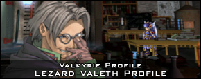Valkyrie Profile - Lezard Valeth Character Profile